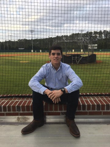2017 Andrew Strawther Commits to Methodist